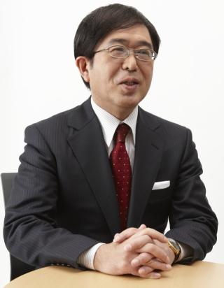 東郁男社長