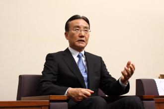 川崎近海汽船:石井繁礼社長に『近況と今後の抱負』を聞く