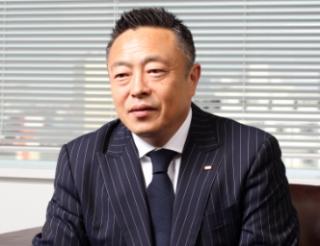 日本マニュファクチャリングサービスの小野文明社長に、これからの取組について聞く